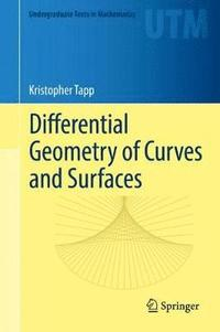 bokomslag Differential Geometry of Curves and Surfaces