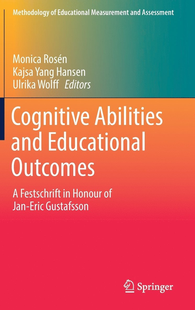 Cognitive Abilities and Educational Outcomes 1