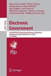 bokomslag Electronic Government