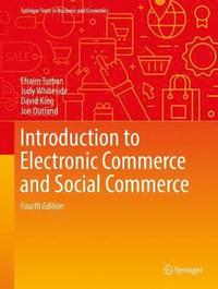 bokomslag Introduction to Electronic Commerce and Social Commerce