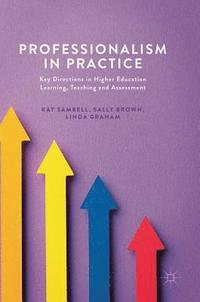 bokomslag Professionalism in Practice