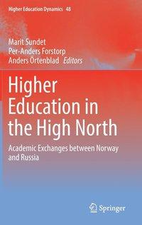 bokomslag Higher Education in the High North