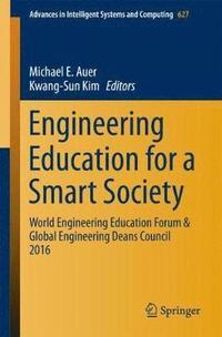 bokomslag Engineering Education for a Smart Society