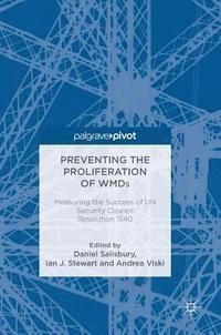 bokomslag Preventing the Proliferation of WMDs