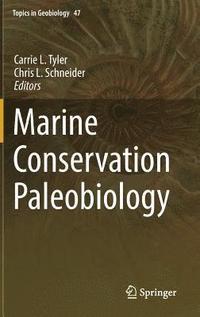 bokomslag Marine Conservation Paleobiology
