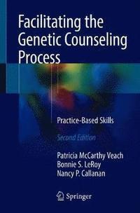 bokomslag Facilitating the Genetic Counseling Process