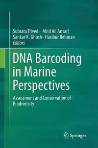 bokomslag DNA Barcoding in Marine Perspectives