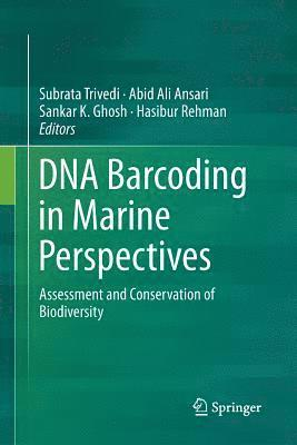 bokomslag DNA Barcoding in Marine Perspectives