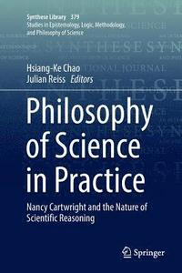 bokomslag Philosophy of Science in Practice