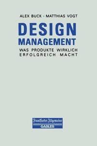 bokomslag Design Management