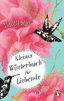 bokomslag Kleines Wörterbuch für Liebende