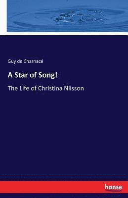 bokomslag A Star of Song!