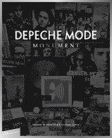 bokomslag Depeche Mode : Monument