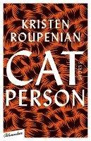 bokomslag Cat Person