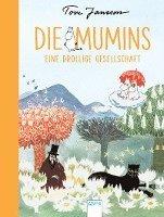 bokomslag Die Mumins. Eine drollige Gesellschaft