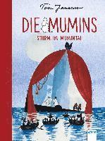 bokomslag Die Mumins (5). Sturm im Mumintal