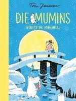 bokomslag Die Mumins (6). Winter im Mumintal