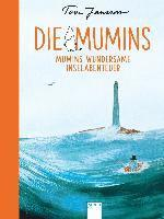 bokomslag Die Mumins (8). Mumins wundersame Inselabenteuer