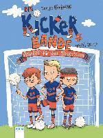 bokomslag Die Kickerbande (1). Anpfiff auf das Siegerteam
