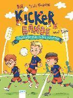 bokomslag Die Kickerbande (2). Fußballfreunde halten zusammen