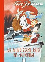 bokomslag Die Mumins. Die wundersame Reise ins Mumintal