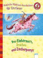 bokomslag Magische Mädchengeschichten für Erstleser. Von Einhörnern, Drachen und Zauberponys
