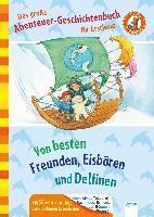bokomslag Das große Abenteuer-Geschichtenbuch für Erstleser