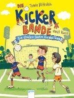 bokomslag Die Kickerbande (4). Ein starker Spieler für das Team