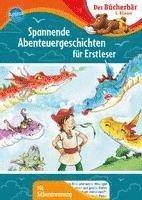 bokomslag Spannende Abenteuergeschichten für Erstleser