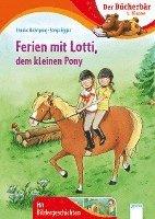 bokomslag Ferien mit Lotti, dem kleinen Pony