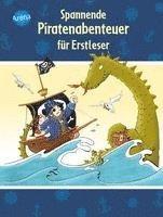 bokomslag Spannende Piratenabenteuer für Erstleser
