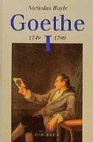 bokomslag Goethe 1749 - 1790