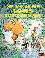 bokomslag Der Tag, an dem Louis gefressen wurde