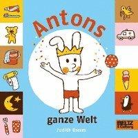 bokomslag Antons ganze Welt