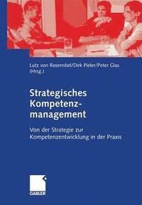 bokomslag Strategisches Kompetenzmanagement