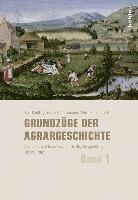 bokomslag Grundzuge Der Agrargeschichte: Band 1: Vom Spatmittelalter Bis Zum Dreissigjahrigen Krieg (1350-1650)