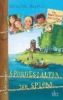 bokomslag Die Karlsson-Kinder 01. Spukgestalten und Spione