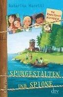 bokomslag Die Karlsson-Kinder Spukgestalten und Spione