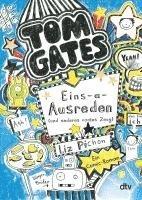 bokomslag Tom Gates 02. Eins-a-Ausreden (und anderes cooles Zeug)