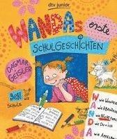 bokomslag Wandas erste Schulgeschichten