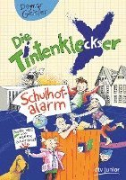 bokomslag Die Tintenkleckser 02 - Schulhofalarm