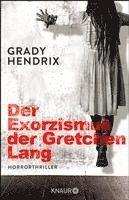 bokomslag Der Exorzismus der Gretchen Lang