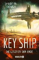 bokomslag Key Ship