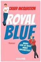 bokomslag Royal Blue