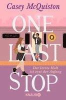bokomslag One Last Stop