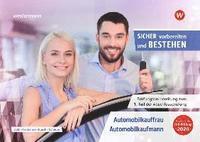 bokomslag Clever vorbereiten und bestehen. Automobilkauffrau/-kaufmann: Prüfungsvorbereitung zur Gestreckten Abschlussprüfung Teil 1