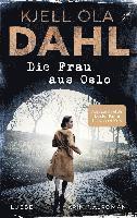 bokomslag Die Frau aus Oslo