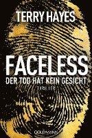bokomslag Faceless