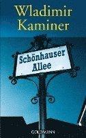 bokomslag Schoenhauser Allee