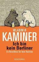 bokomslag Ich bin kein berliner
